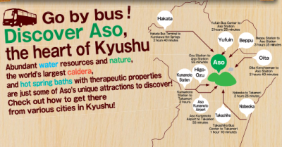 Aso go by bus